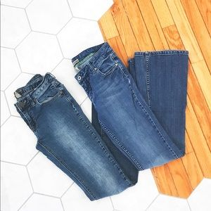 "Denim - 13"" waist Jean bundle"